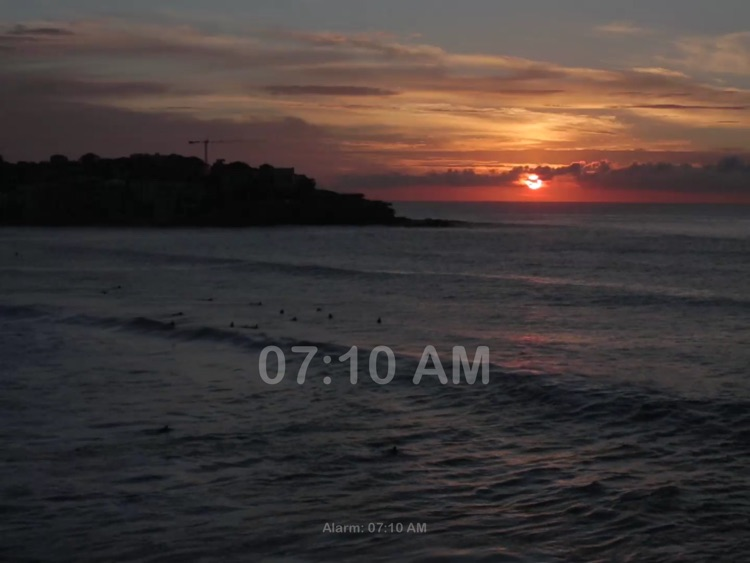 Alarm Sunrise HD