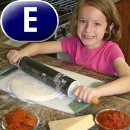 Making Pizza - LAZ Reader [Level E–first grade]