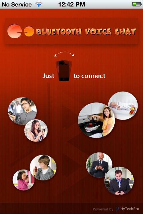 Bluetooth Voice Chat by HyTech Professionals