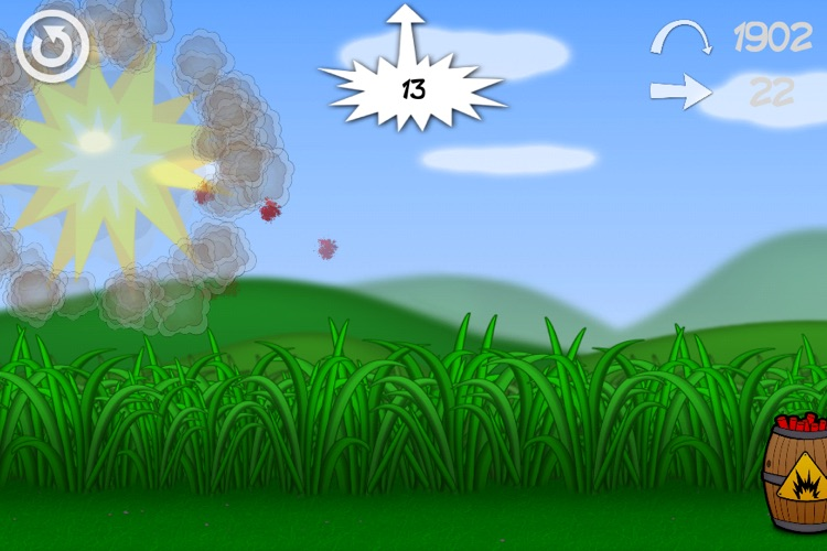 Sheep Cannon ! screenshot-3