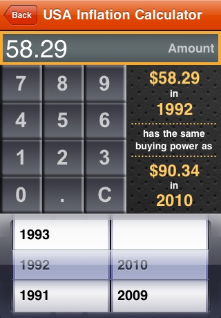 9 in 1 Financial Calculator Suite screenshot-3