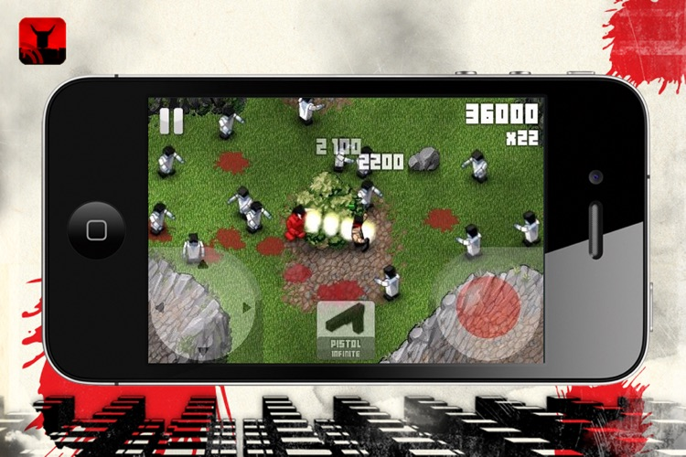 Boxhead - The Zombie Wars screenshot-3