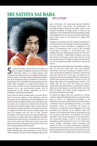 Sathya Sai Baba Divine Grace iPhone