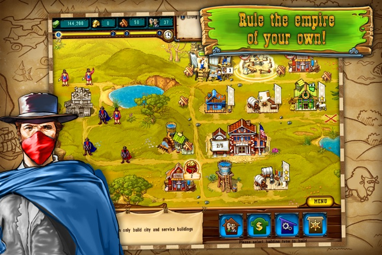 The Golden Years: Way Out West (Free) screenshot-4