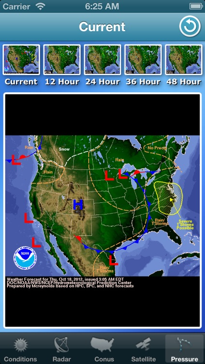 U.S.Weather screenshot-3