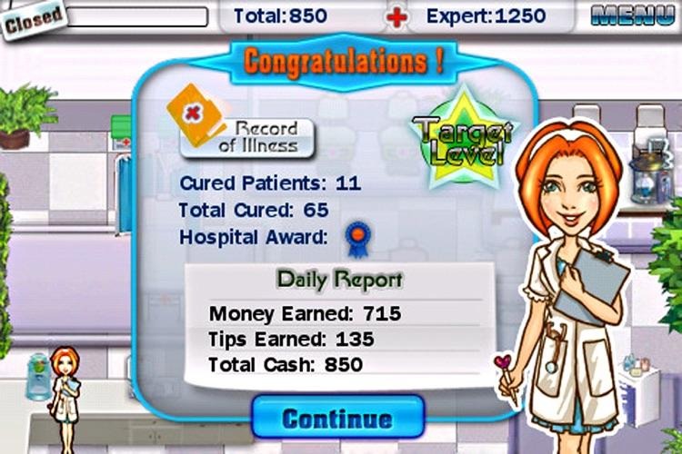 Ada's Hospital screenshot-3