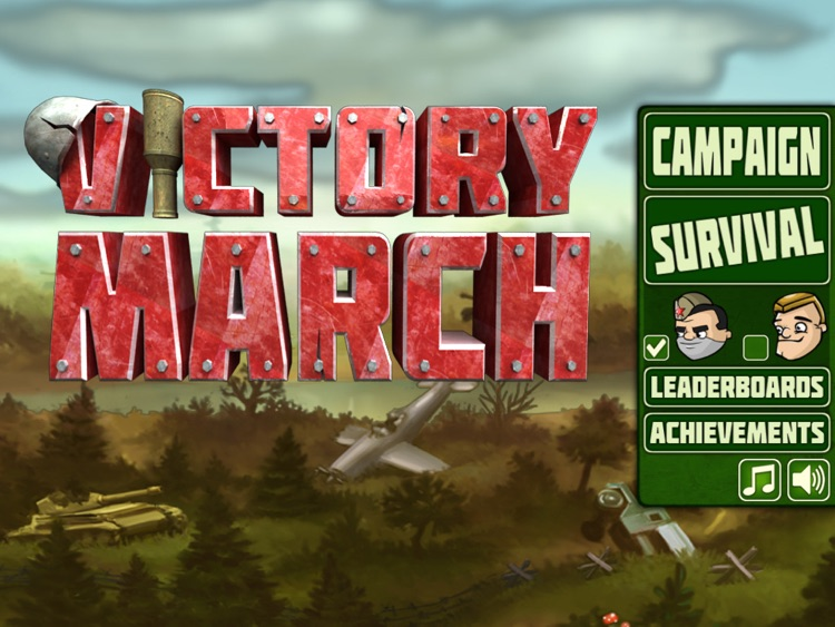 Victory March HD screenshot-0