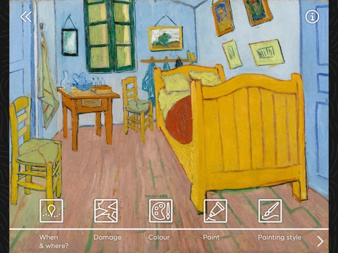 Screenshot #5 pour Touch Van Gogh