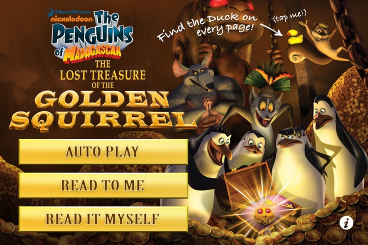 The Penguins of Madagascar: The Lost Treasure o...