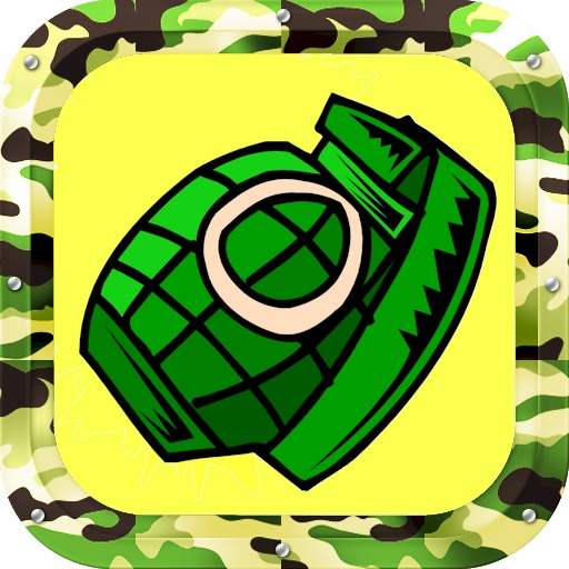 Grenade Explosion Game! Save Yourself!