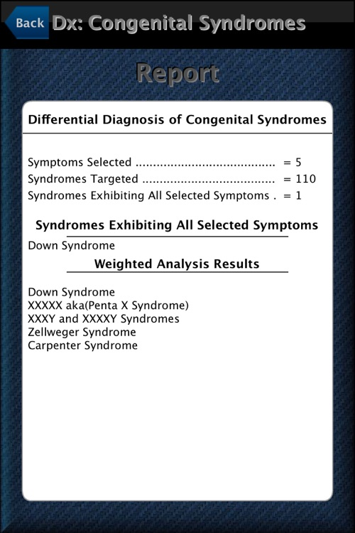 Syndromes screenshot-4