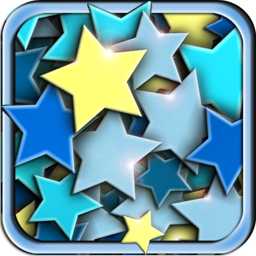 Scribble Drawing App : Draw with stars play musical animated and glowing