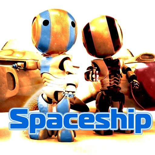 Spaceship Puzzle Game HD Lite