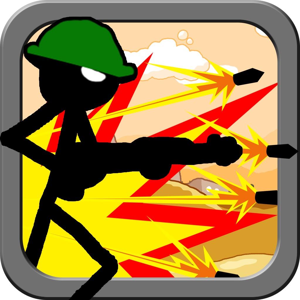 Army Stickman War Zone Free hack
