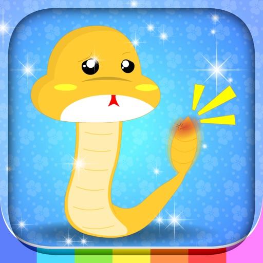BB讲故事 : 蛇的尾巴和头 HD