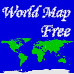 World map free for ipad on the app store world map free for ipad 4 gumiabroncs Gallery