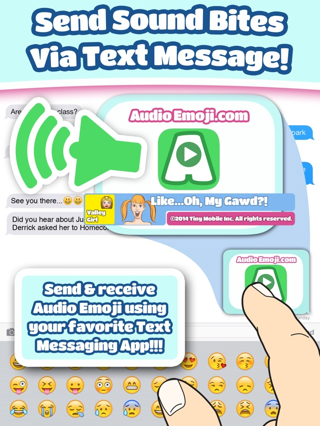 Audio Emoji on the App Store