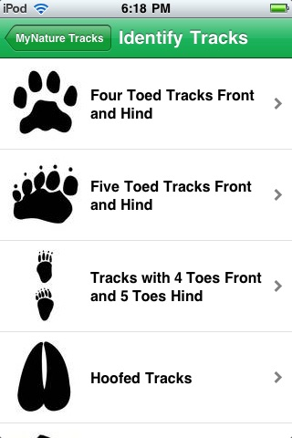 MyNature Animal Tracks screenshot-3