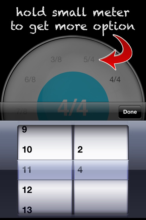 Beats Metronome screenshot-1