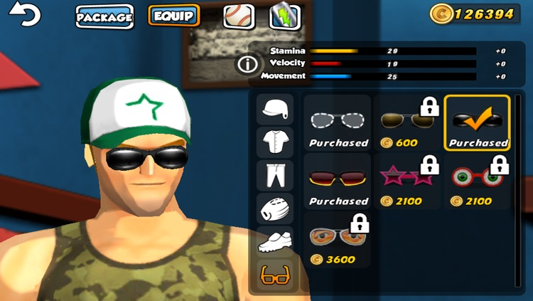 Flick baseball screenshot-4