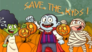 Zombie Halloween, Pumpkin Patch Fun Games screenshot two