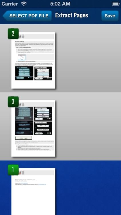 PDF Assembler screenshot-3