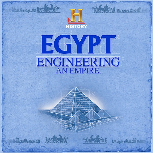 HISTORY Egypt: Engineering an Empire icon