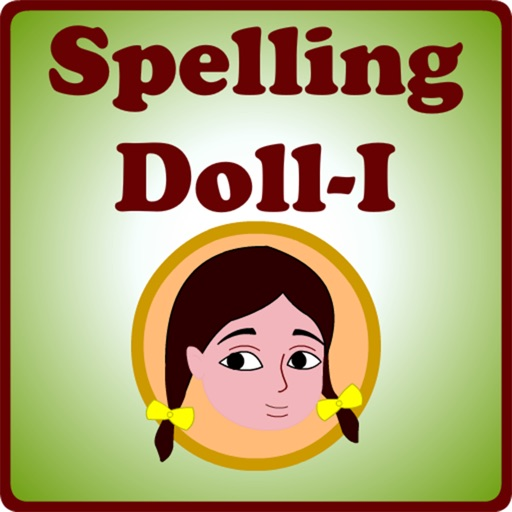 Spelling Doll-I Improve your spelling power