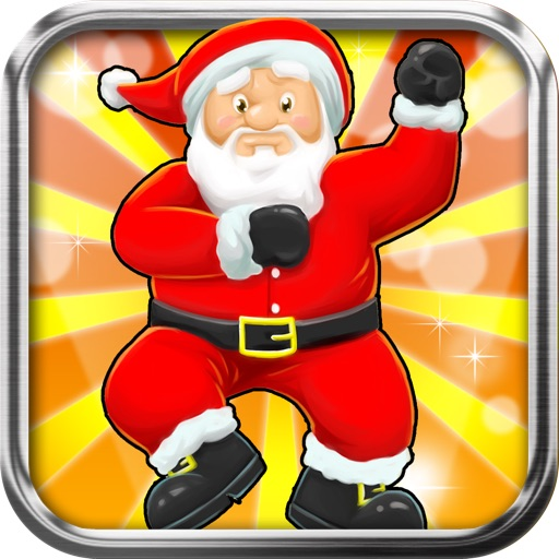 Gangnam Santa Game icon