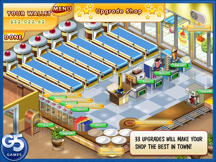 Stand O'Food® 3 HD screenshot-3