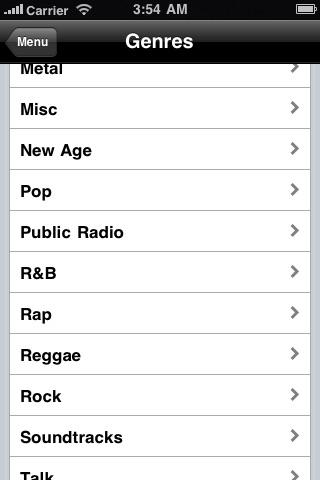 iLIVE Radio (Music & News Stations) screenshot-3