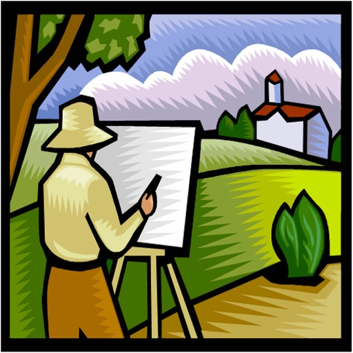 I'm Painter, My Coloring