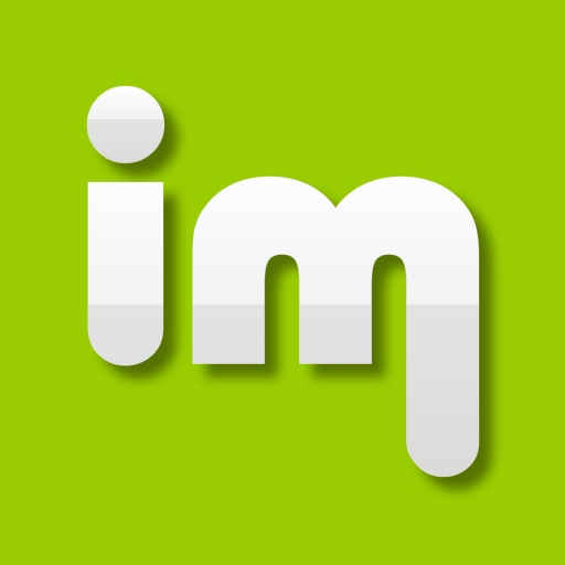 im.kayac.com: Receive your notification at iPhone icon