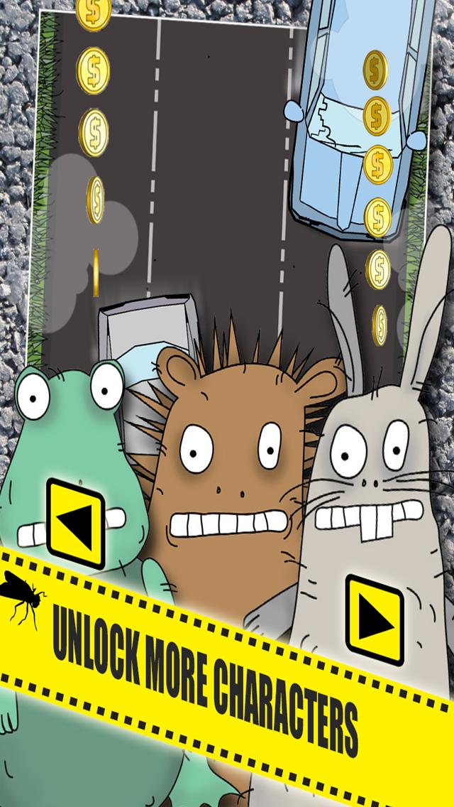 Animal Roadkill Road Racing 2 - Extreme Mutant Trip Gamesのおすすめ画像3