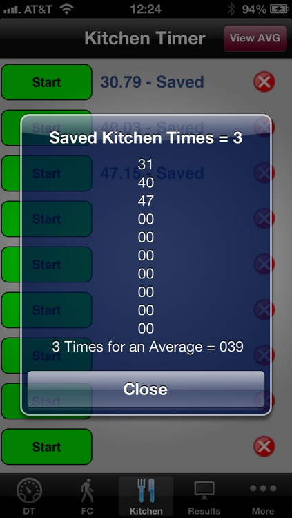 Fast Food Timer screenshot-3