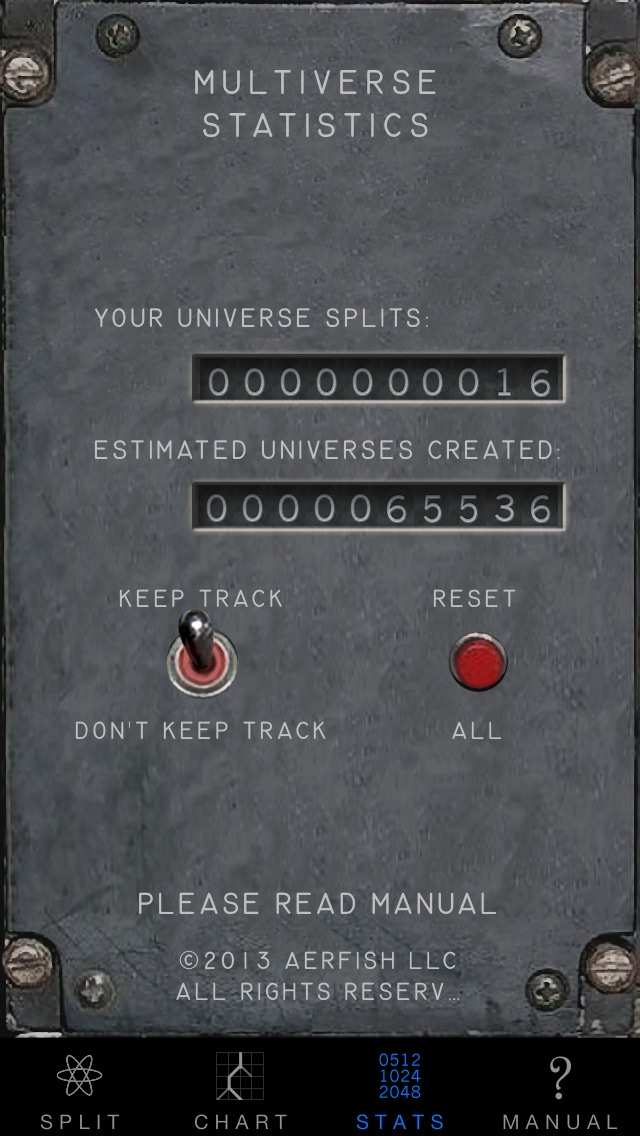Screenshot for Universe Splitter in Canada App Store