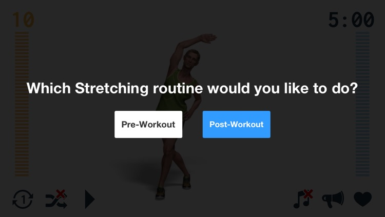 5-Minute Stretch - Dynamic and Static Stretching for Runners