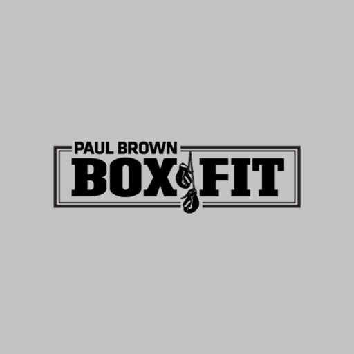 Paul Brown Boxfit icon