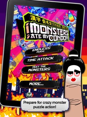 Monsters Ate My Condo на iPad