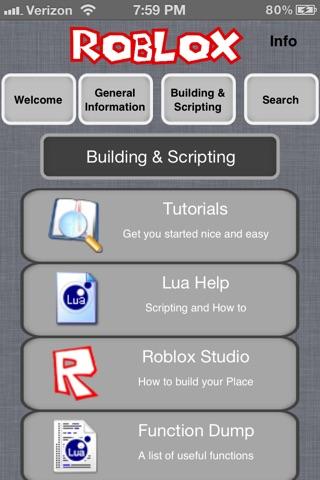 Mobile Wiki for ROBLOX - AppRecs