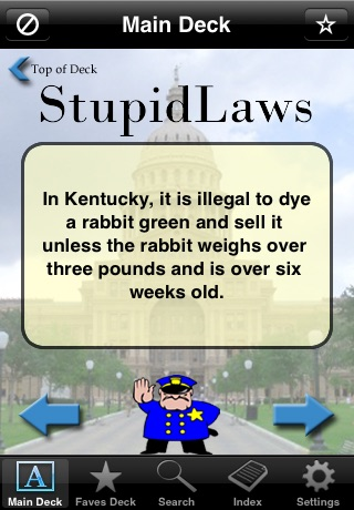 Amazing and Weird State Laws (Free!)