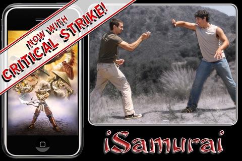 iSamurai: Critical Strike!