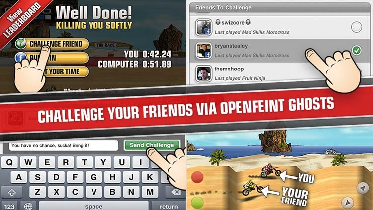 Mad Skills Motocross screenshot-4