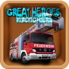 Great Heroes - Firefighters icon