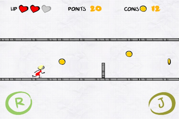 Jump or Roll Game screenshot-3