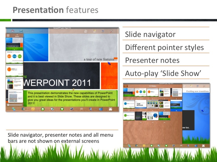 2Screens - Presentation Expert