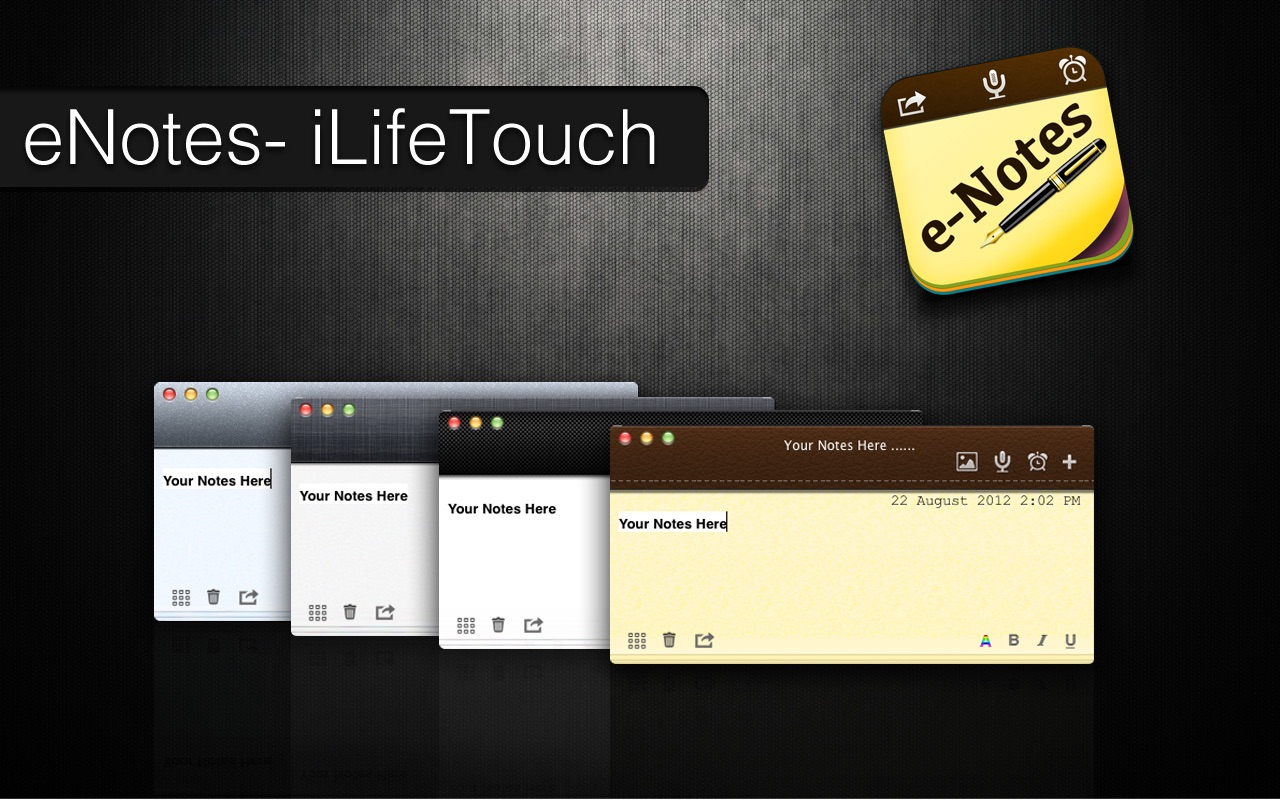 ‎eNotes on the Mac App Store