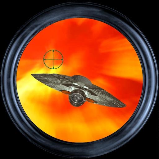 UFO Alien Skeet Shoot
