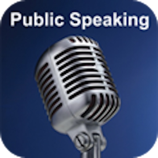 Public Speaking Skills - High Definition icon