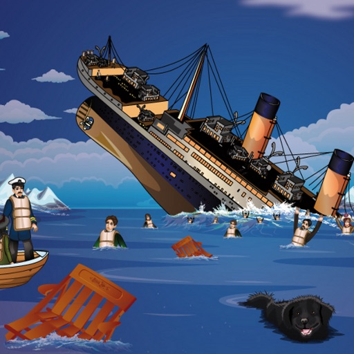 Titanic Dog To The Rescue